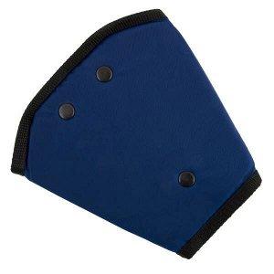 Адаптер ремня безопасности детский SKYWAY брезент Темно-синий