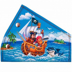 Адаптер ремня безопасности детский SKYWAY Пираты