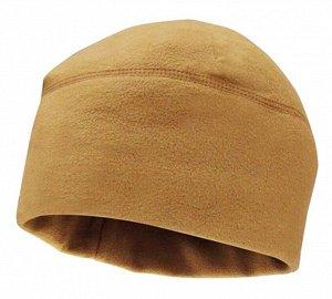 Мужская шапка, цвет песочный