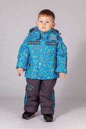 Комплект (куртка синтепон 150, полукомбинезон синтепон 100)