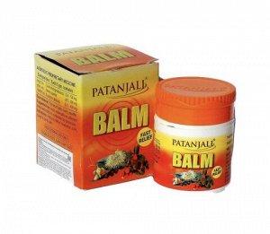 Мазь бальзам от простуды и головной боли «патанджали»,25 гр