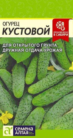 Огурец Кустовой/Сем Алт/цп 0,5 гр.