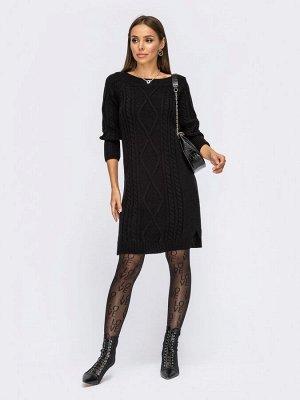 Платье вязаное 66345