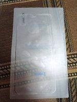 Прозрачная гидрогелевая пленка Hoco для Xiaomi Redmi Note 9
