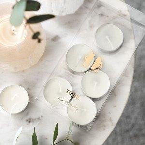 Набор ароматических свечей Тропическая вода (64 мл - 8 шт)