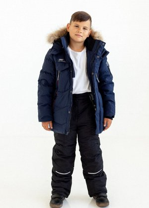 6239М Куртка зимняя для мальчика