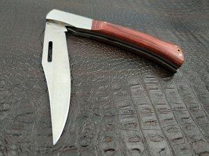 Нож складной 9011 (003С) дерево, малый