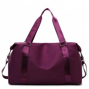 Спортивная сумка,  цвет фуксия