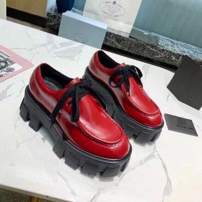 Обуви много не бывает! ❄ Самые крутые новинки Зимы! Рассрочка — Полуботинки, лоферы