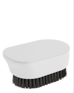 Универсальная щетка для чистки одежды и обуви, цвет серый