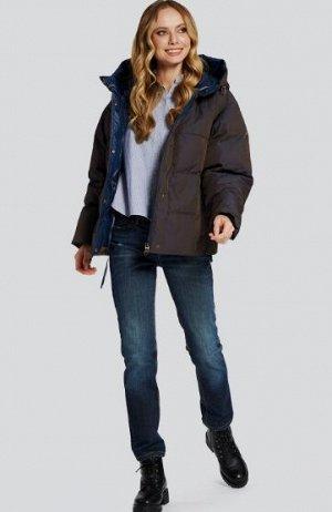 """Куртка """"Энна""""коричневый"""