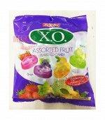 Конфеты Х.О. фруктовое ассорти  (X.O. candy Assorted fruit) 140 гр
