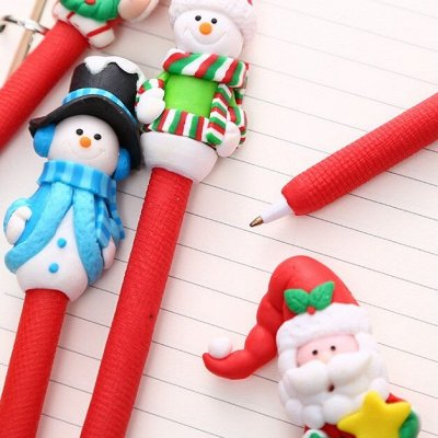 Всё для весёлого праздника. Хэллоуин, ДР, свадьба, Новый Год — Новогодние ручки