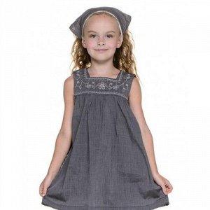 Хлопковое платье Sweet Berry 110 р-р