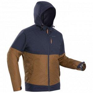 Куртка зимняя водонепроницаемая  мужская SH100 X-WARM -10°C QUECHUA