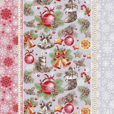 1 метр - вафельные и льняные ткани — Ткани для кухни: рогожка, полулен, вафельное и т. д