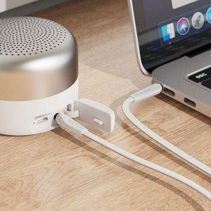 Аудио-кабель Borofone BL6 AUX 2 м белый