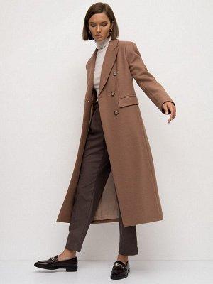 Пальто прямого кроя R077/lorance
