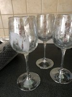 Набор бокалов Glasstar Ренесанс / 3 шт. 300 мл