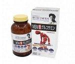 MSM с глюкозамином для суставов, мышц и связок / NOGUCHI