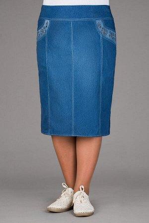 Юбка джинсовая юб-дж--309