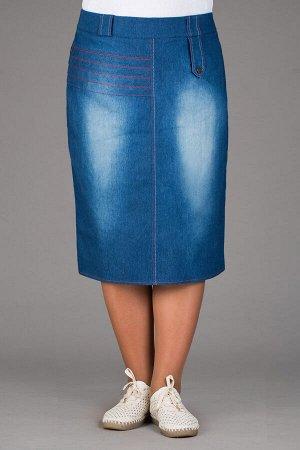 Юбка джинсовая юб-дж--311