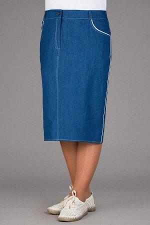 Юбка джинсовая юб-дж--312