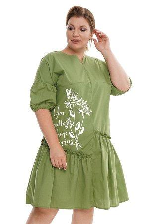 Платье-6319