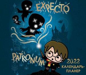 Гарри Поттер. Настенный календарь-планер на 2022 год (245х280 мм)
