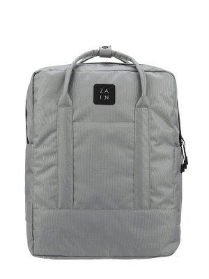 Рюкзак ZAIN 492 (св.серый)