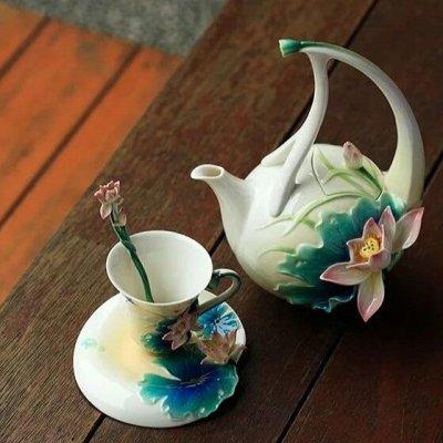 Душевный фарфор от Pavone. Идеальный подарок) — Pavone. Посуда (ручная роспись)