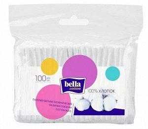 Палочки ватные Bella Полиэтилен 100 шт