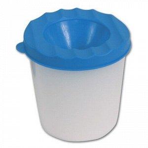 Стакан-непроливайка пластиковый.