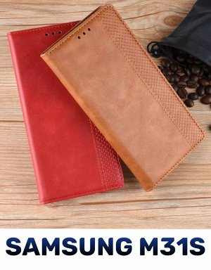 Чехол - книжка для SAMSUNG Galaxy M31S