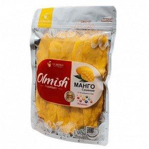 Olmish Premium Манго сушеное (зип-пакет) 500 гр