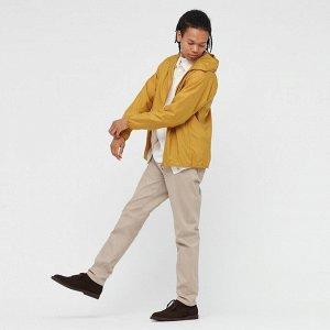 Мужская парка,желтый