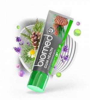 Паста зубная BioMed Gum Health /Здоровье десен 100 гр.