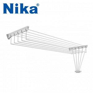 Настенно - потолочная сушилка Nika / 1,4 м