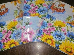 Набор вафельных полотенец Купон   в пакете
