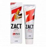 """CJ Lion """"Zact"""" Зубная паста для курящих, отбеливающий, освежающий эффект"""