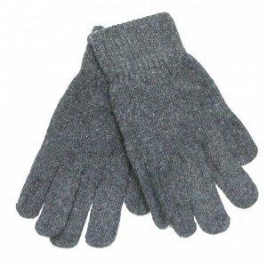 Перчатки мужские вязаные тонкие