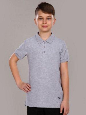 """Рубашка-поло для мальчика короткий рукав """"Артем"""""""