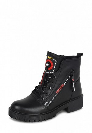 Ботинки женские зимние MYZ20AW-198