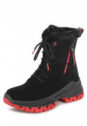 Ботинки женские зимние YN21AW-179A