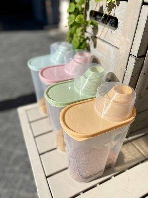 Набор контейнеров для сыпучих продуктов.❗️ВИДЕООБЗОР❗️