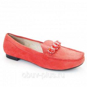 Мокасины Страна производитель: Китай Размер женской обуви x: 33 Полнота обуви: Тип «F» или «Fx» Вид обуви: Мокасины Материал верха: Замша Материал подкладки: Натуральная кожа Цвет: Красный Стиль: Повс