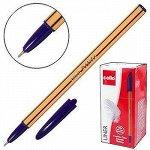 """Ручка шариковая 0.6мм """"Liner"""" однораз. синяя 746 CELLO {Индия}"""