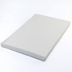 Матрас детский для пеленания, 45х70 см, цвет серый