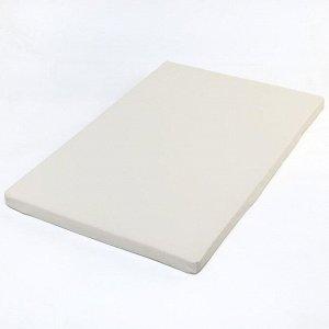 Матрас детский для пеленания 43х69 см., цвет белый