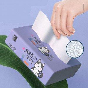 Mini Четырехслойные салфетки выдергушки 200 л